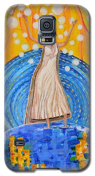 Lifting The Veil Galaxy S5 Case
