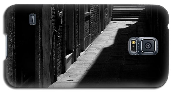 Galaxy S5 Case featuring the photograph Light And Shadow - Venice by Lisa Parrish