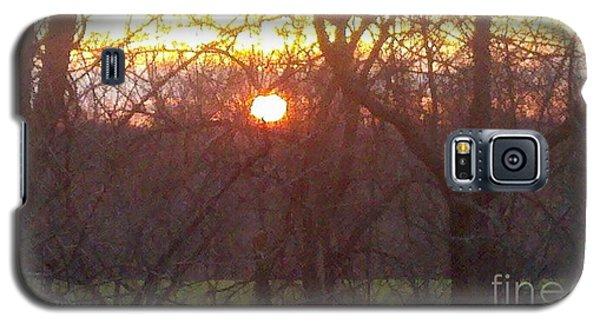 Light At Sunrise Galaxy S5 Case