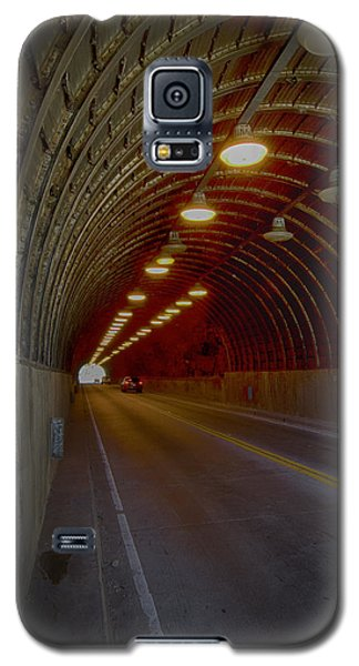 Galaxy S5 Case featuring the photograph Light At The End... by Joseph Hollingsworth