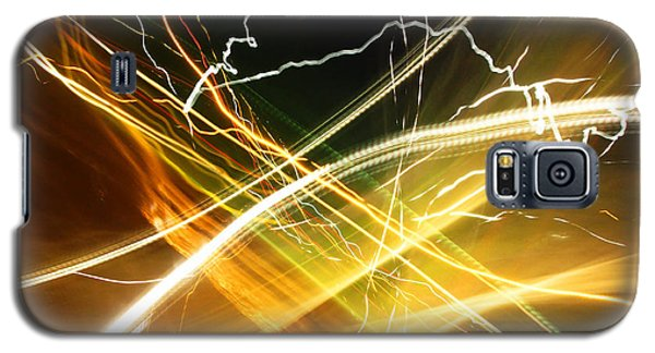 Light Curves 3 Galaxy S5 Case by David Pantuso