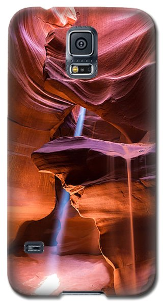 Light Erosion Galaxy S5 Case