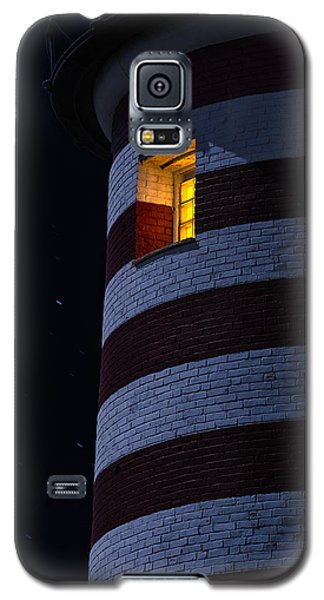 Galaxy S5 Case featuring the photograph Light From Within by Marty Saccone
