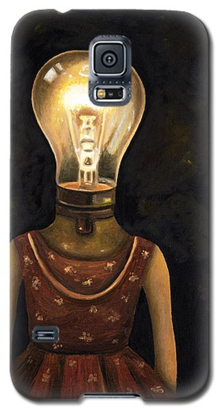 Light Headed Galaxy S5 Case by Leah Saulnier The Painting Maniac