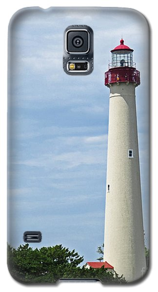 Light House At Cape May Nj Galaxy S5 Case