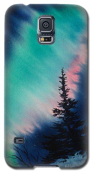 Light In The Dark Of Night Galaxy S5 Case by Teresa Ascone