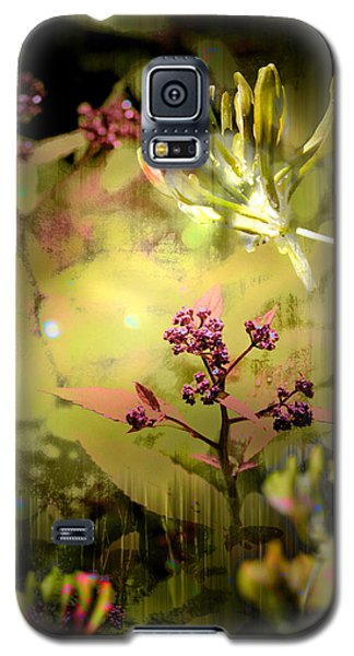 Light In The Garden Galaxy S5 Case