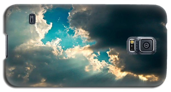 Light In The Storm Galaxy S5 Case
