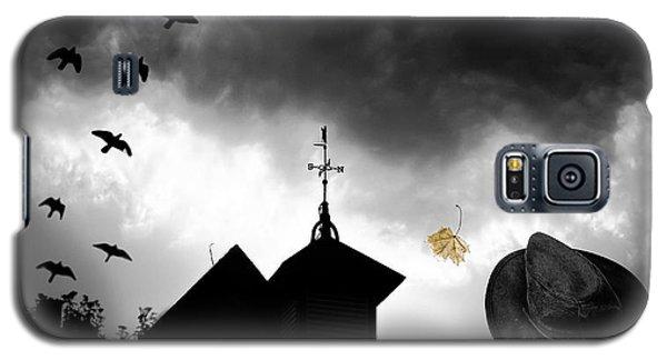 Light In The Window Galaxy S5 Case
