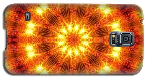 Galaxy S5 Case featuring the photograph Light Meditation by Joseph J Stevens
