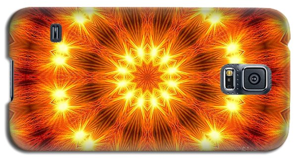 Light Meditation Galaxy S5 Case