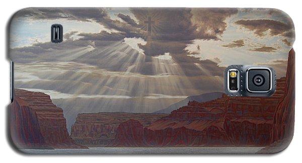 Light Of The World Galaxy S5 Case
