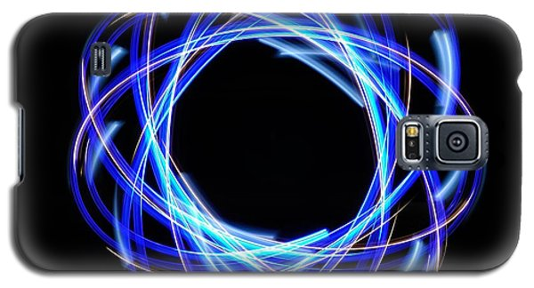 Light Patterns 003 Galaxy S5 Case by Todd Soderstrom