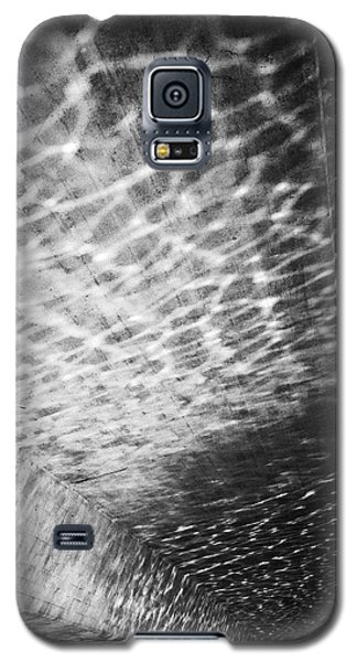 Light Reflections Black And White Galaxy S5 Case
