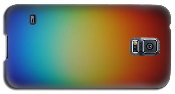 Light Refracted - Rainbow Through Prism Galaxy S5 Case