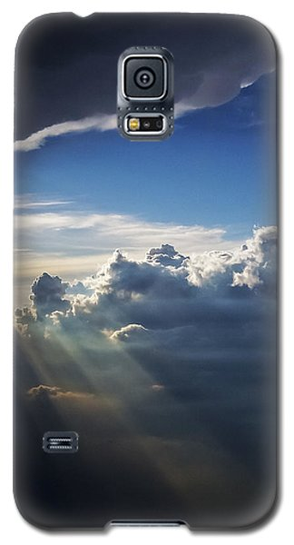 Light Shafts From Thunderstorm II Galaxy S5 Case