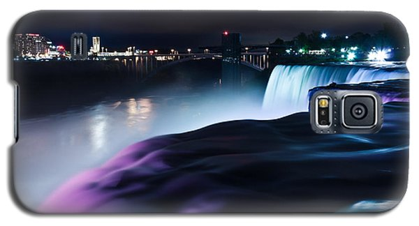 Galaxy S5 Case featuring the photograph Light Show by Mihai Andritoiu