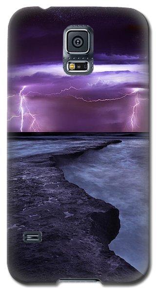 Light Symphony Galaxy S5 Case by Jorge Maia