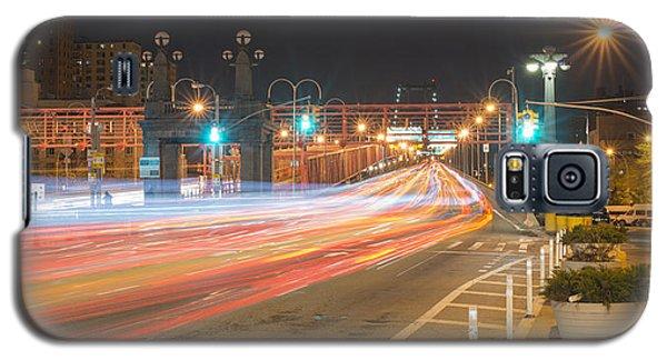 Light Traffic Galaxy S5 Case