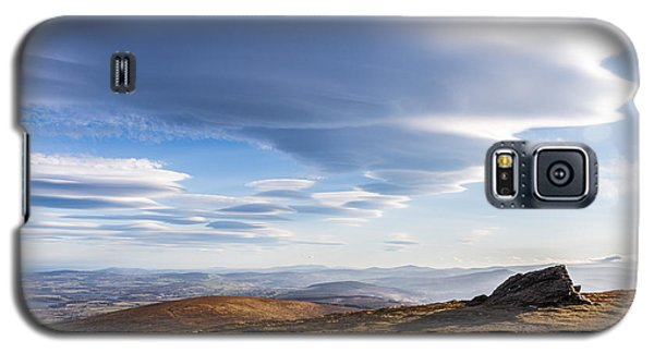 Lightfall On Djouce Mountain Summit Galaxy S5 Case