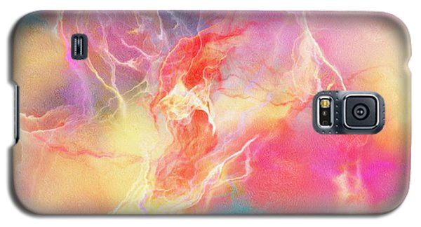 Lighthearted - Abstract Art Galaxy S5 Case