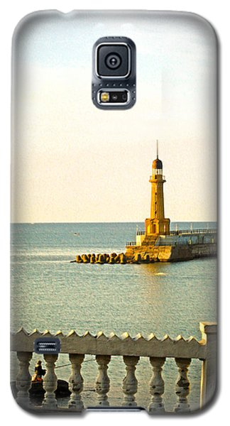 Lighthouse - Alexandria Egypt Galaxy S5 Case