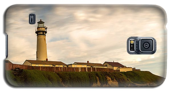 Lighthouse And Clouds Galaxy S5 Case