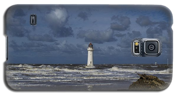 lighthouse at New Brighton Galaxy S5 Case