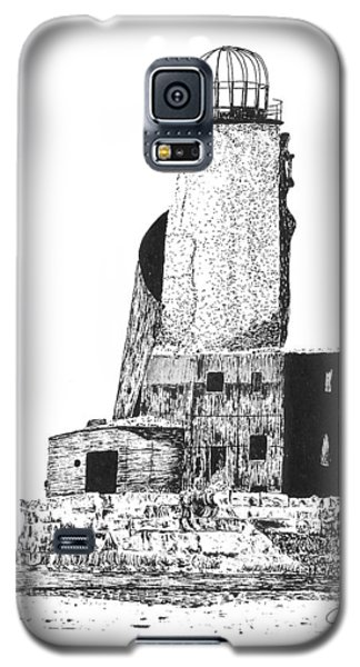 Lighthouse Galaxy S5 Case by C Sitton