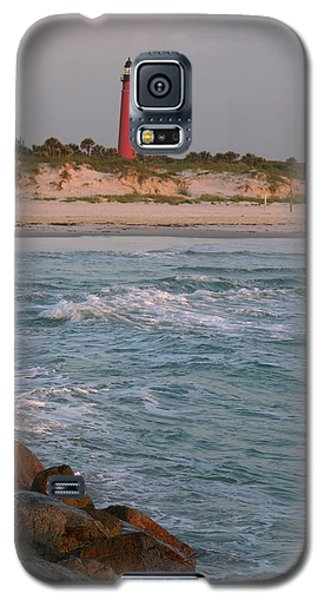 Lighthouse From The Jetty 2 Galaxy S5 Case