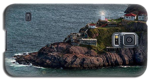 Lighthouse I Galaxy S5 Case by Patrick Boening