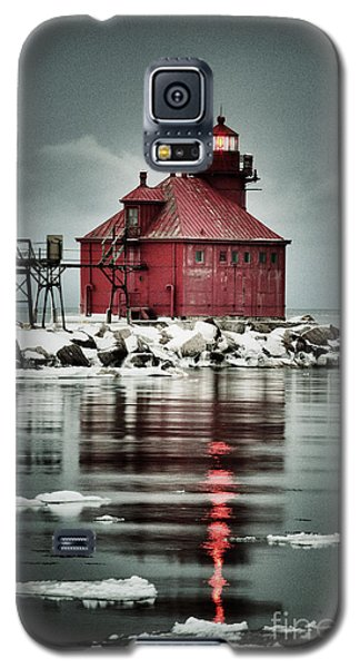 Lighthouse In The Darkness Galaxy S5 Case