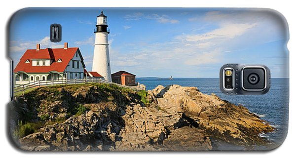 Lighthouse In The Sun Galaxy S5 Case