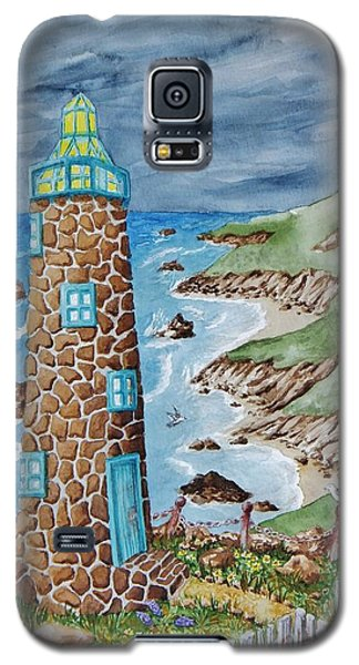 Lighthouse Galaxy S5 Case by Katherine Young-Beck