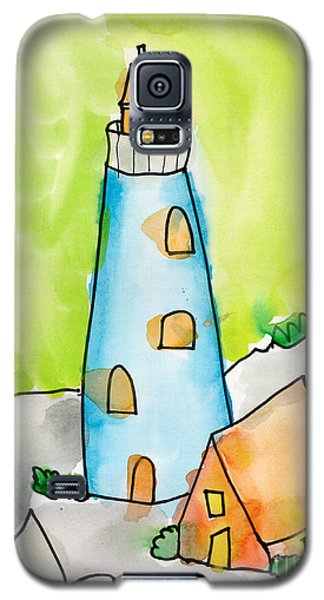 Lighthouse Galaxy S5 Case