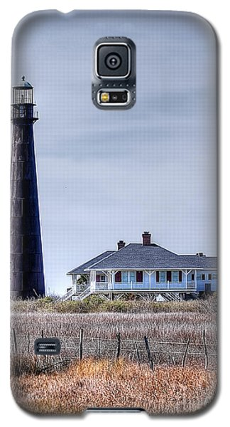 Lighthouse On Bolivar Peninsula Galaxy S5 Case