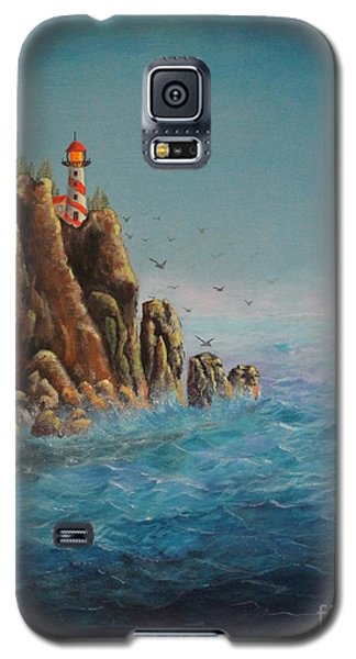 Lighthouse Point Galaxy S5 Case