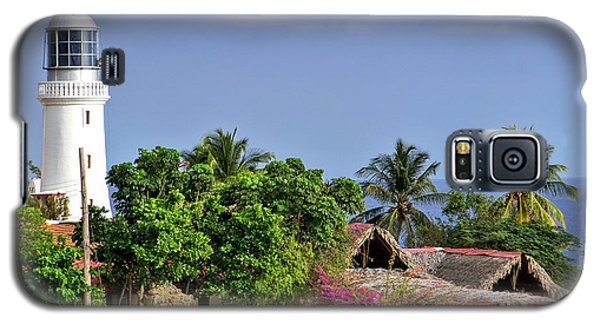 Lighthouse Santiago De Cuba Galaxy S5 Case by Lynn Bolt