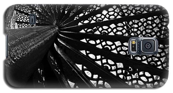 Lighthouse Spiral Galaxy S5 Case