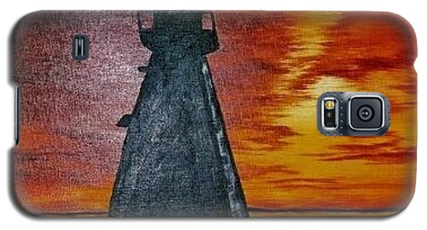 Lighthouse Galaxy S5 Case by Valorie Cross