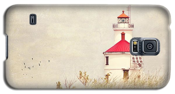 Lighthouse With Red Roof Galaxy S5 Case