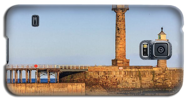 Lighthouses On The Piers Galaxy S5 Case