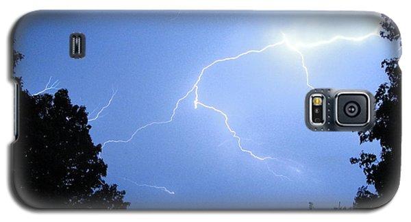 Lighting Up The Night Galaxy S5 Case by Tiffany Erdman