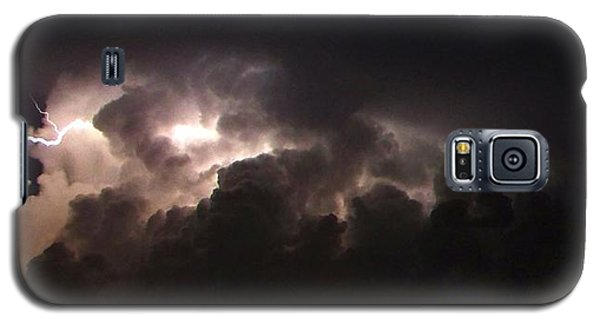 Galaxy S5 Case featuring the photograph Lightning 7 by Richard Zentner