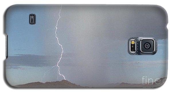 Lightning Bolt Galaxy S5 Case by Chris Tarpening