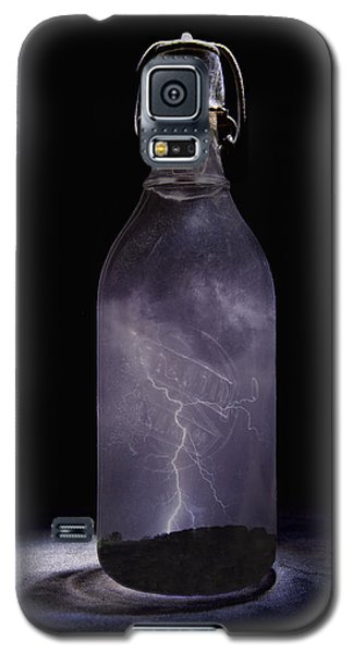 Lightning In A Bottle Galaxy S5 Case