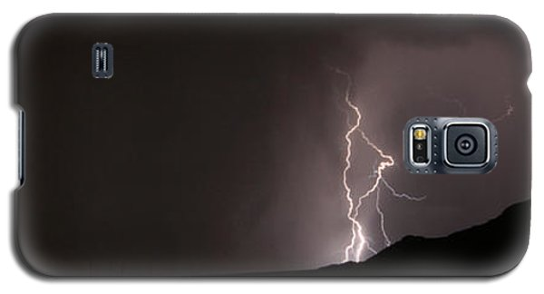 Lightning On The Hill. Galaxy S5 Case