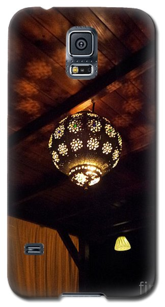 Galaxy S5 Case featuring the photograph Lights And Shadows by Linda Prewer