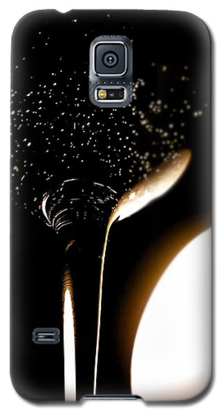 Lights Bubbles Action Galaxy S5 Case by Carlee Ojeda
