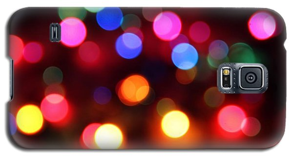 Galaxy S5 Case featuring the photograph Lights by Elizabeth Budd